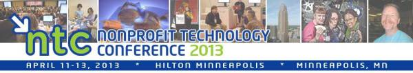 NTEN's Nonprofit Technology Conference (#13ntc) in Minneapolis