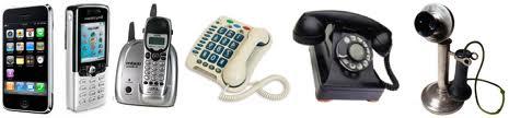 The telephone analogy