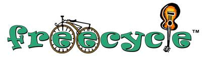 Previous Freecycle Logo